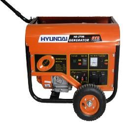 גנרטור יונדאי 2500 וואט HD 2799